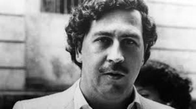 abatido el prófugo de la justicia Pablo Escobar