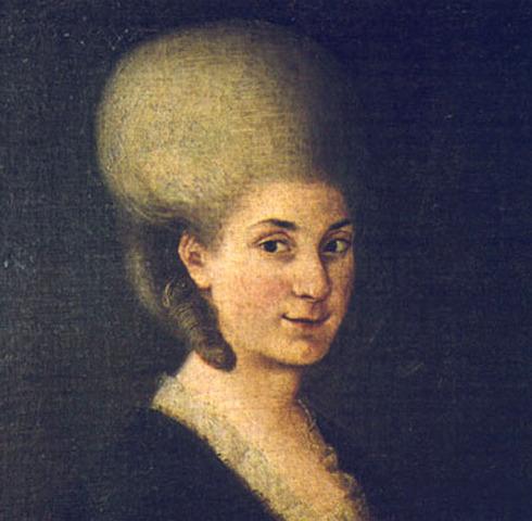 Maria Anna Walburga Ignatia Mozart