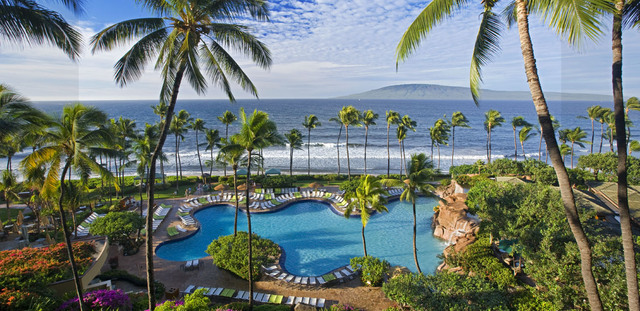 Vacation with husband to Hawaii