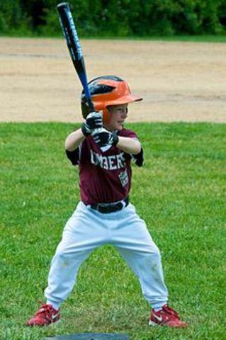 Ivan starts coach pitch baseball