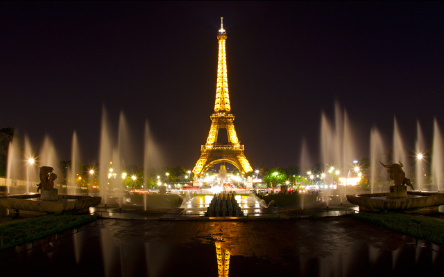 Husband and I go to France for 35th wedding anniversary