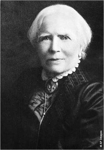 Elizabeth Blackwell became the first woman to qualify as a doctor in US