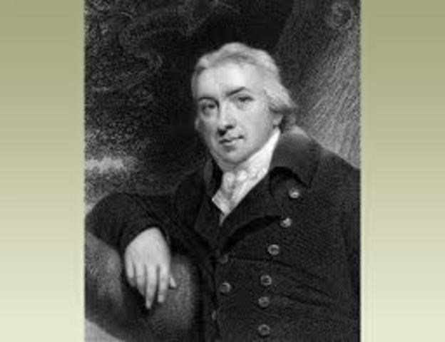 Edward Jenner Developed a Vaccine for Smallpox in 1796