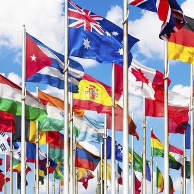 Time Table Relaciones internacionales  timeline