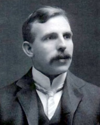 Ernest Rutherford discovers the nucleus.