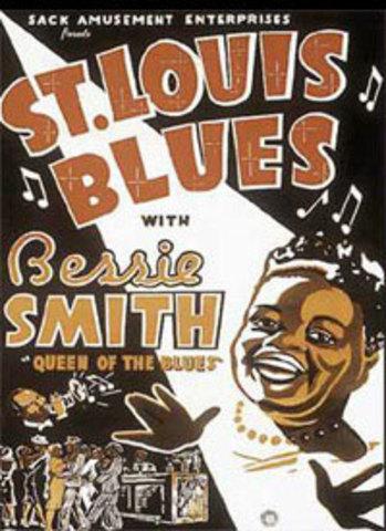 St Louis Blues- Bessie Smith