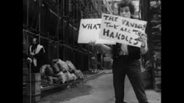 1966 Bob Dylan - Subterranean Homesick Blues