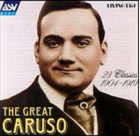 Enrico Caruso makes his first phonograph recording