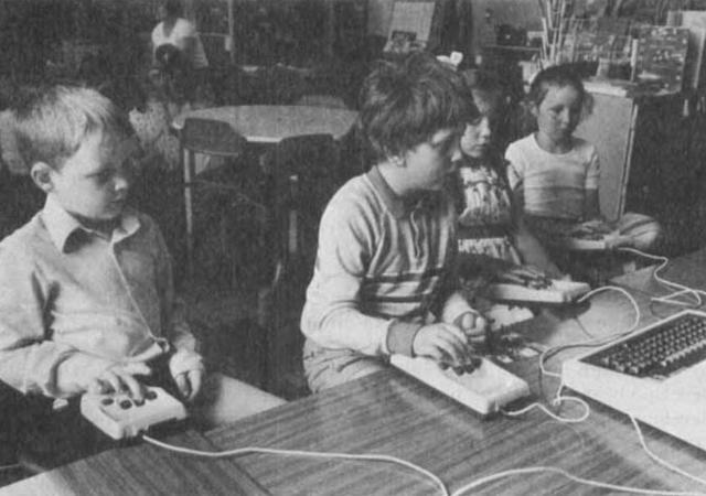 Microwriters in Infant Schools