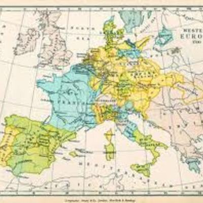 The Formation of Absolutism and Constitutionalism in Western Europe timeline