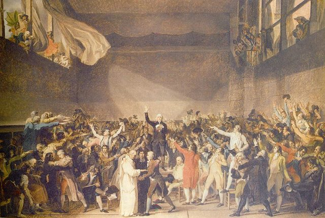 Causes of the French Revolution timeline Timetoast timelines