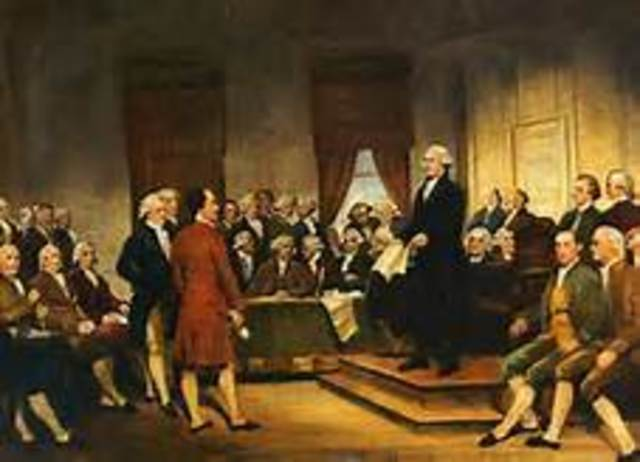 Delegate to the Constitutional Convention