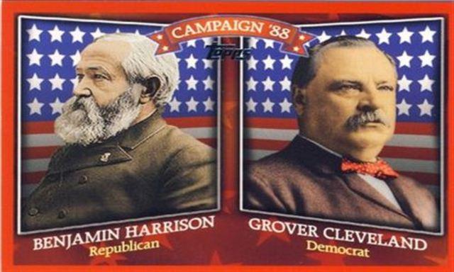 Clevland Vs. Harrison