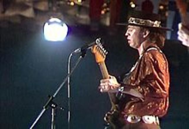 SRV and Double Trouble Getting Well-Known