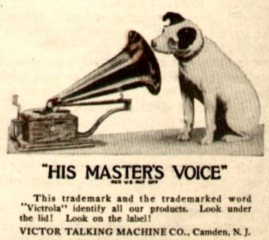 Victor Talking Machine Company Founded
