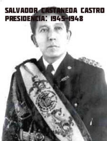 General Salvador Castaneda Castro