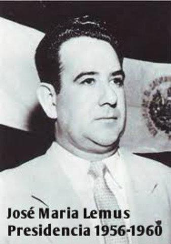 José María Lemus