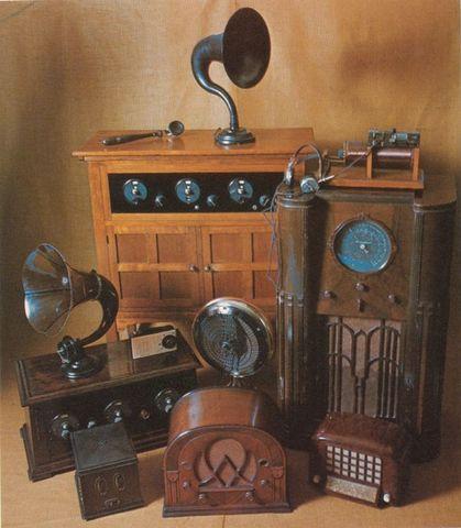 Radio became popularised