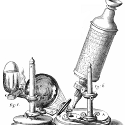The Development of the Microscope and Cell Theory timeline