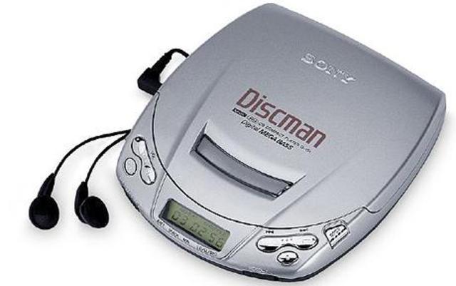 CD Discman