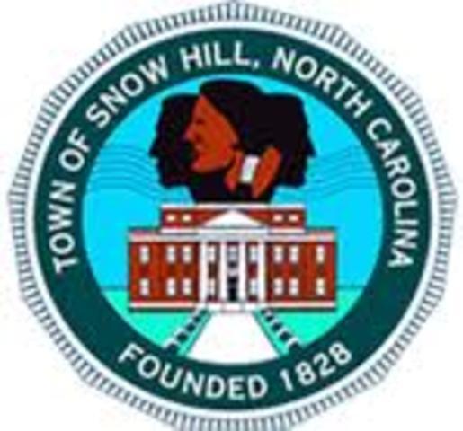 I was living in North Carolina SnowHill , Greene County