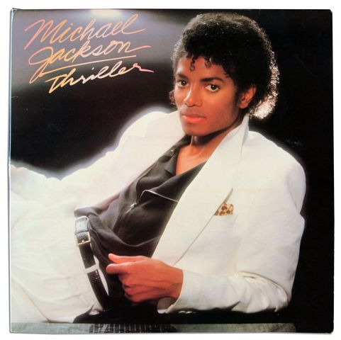 Michael Jackson's Thriller sells 25 million copies becoming the biggest-selling album in history