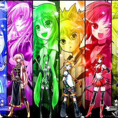 Japanese Vocaloids  timeline