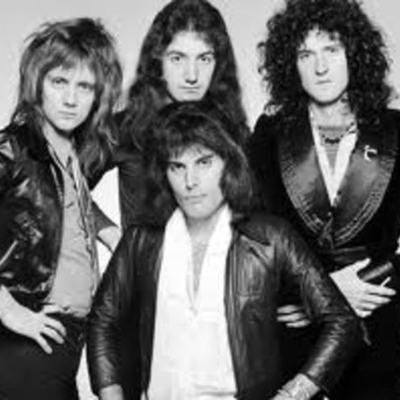 Albums Queen timeline
