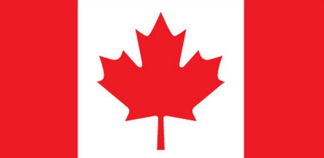Third trip to Canada