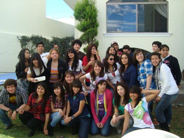 Preparatoria ITESM 2009 - 2012