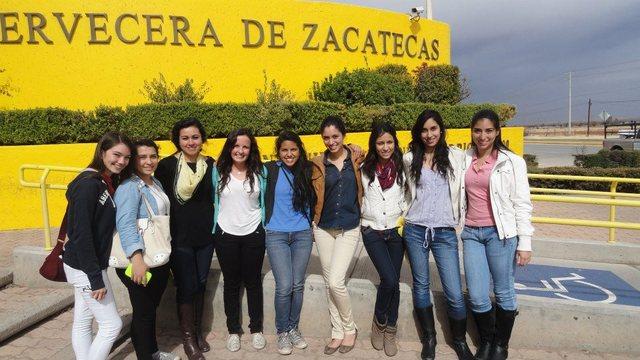 Visita Cerveceria Cuauhtémoc Moctezuma