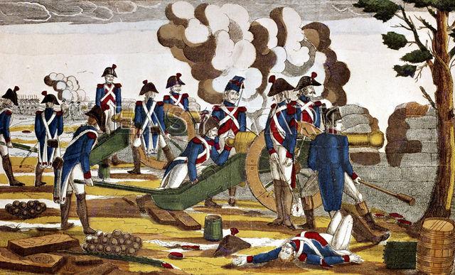 The Battle of Toulon