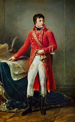 Napoleon is born.