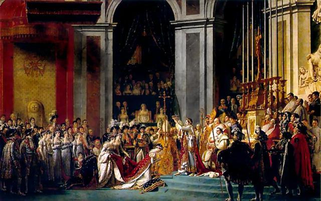 Napoleon's Cornation