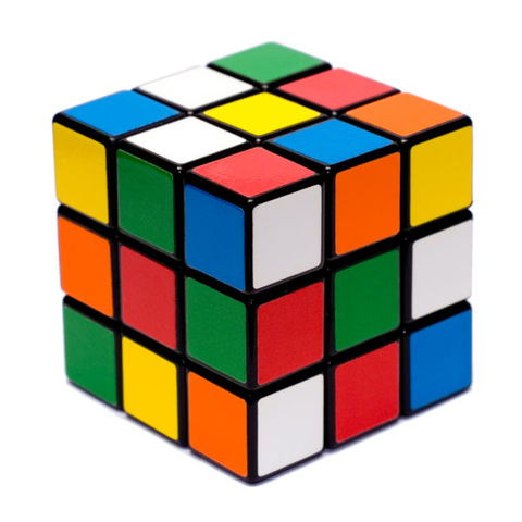 Learned to solve rubic cube