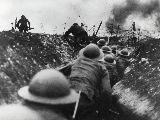 United States Involvement in WWI