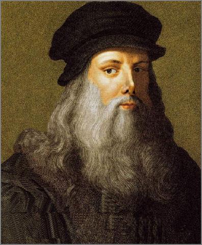 Da Vinci's Sketch