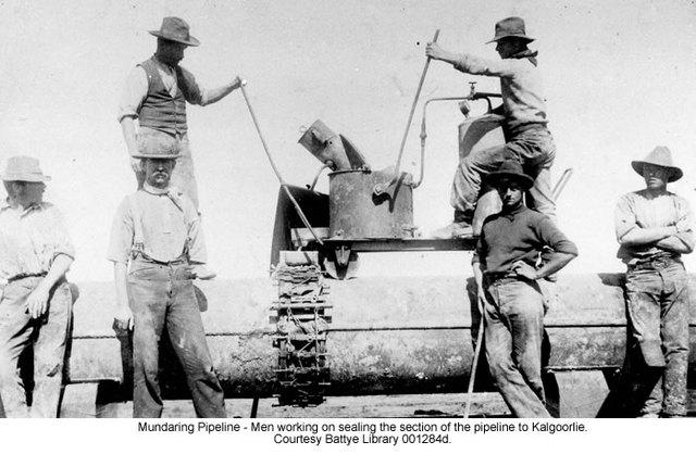 Western Australian Gold Rush