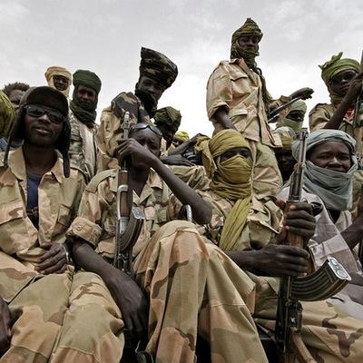 The Major Conflict in Sudan timeline