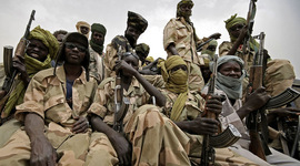 The Major Conflict in Sudan timeline
