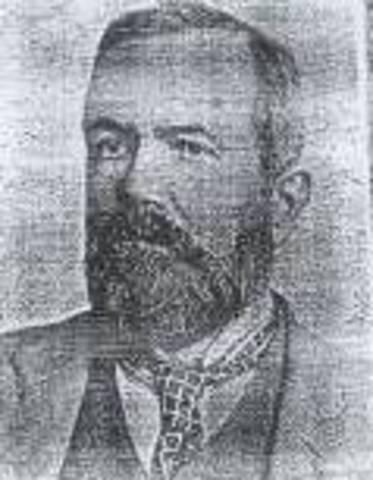 Matthew Bradley 1833-1892