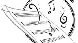 History of singing timeline