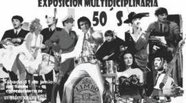 Los años 50's timeline