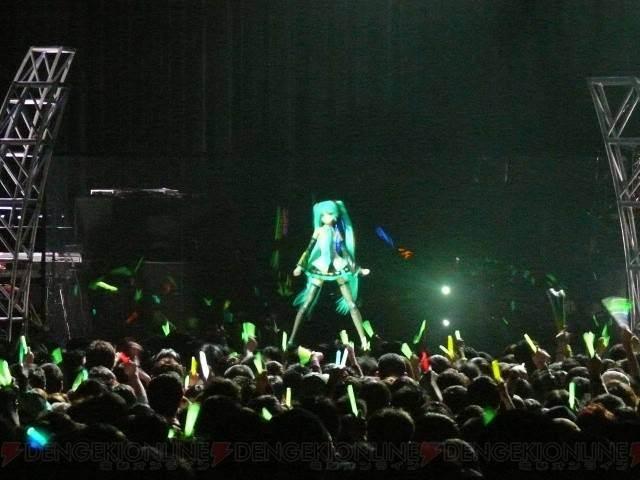 First Vocaloid Concert