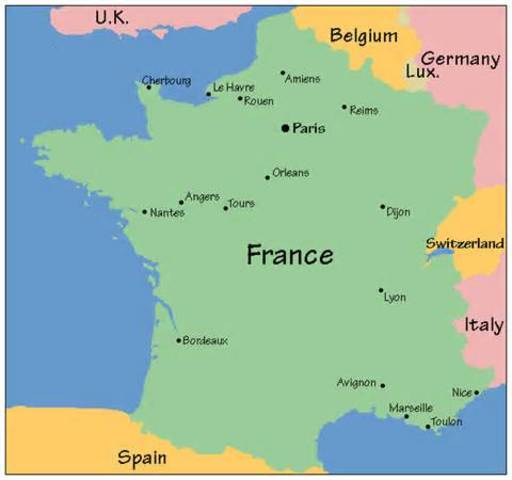 French Outposts