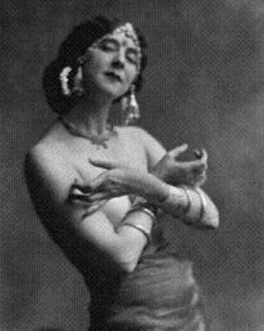 Ruth Saint Denis
