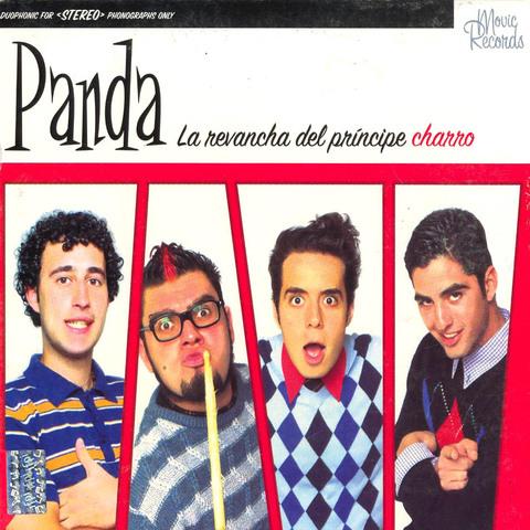 ALBUM LA REVANCHA DEL PRINCIPE CHARRO