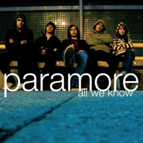Lanzamiento del tercer single de su primer álbum: All We Know