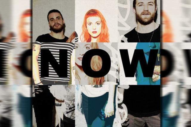 Lanzamiento primer single de su cuarto álbum: Now