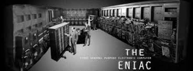 ENIAC  (Primera generación)